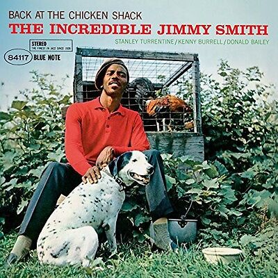 Jimmy Smith  Wes Mon   Back At The Chicken Shack  New Vinyl