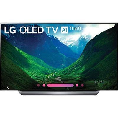 "LG OLED77C8PUA 77"" Class Smart OLED 4K Cinema HDR TV With Google Assistant"
