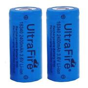 CR123A Rechargeable