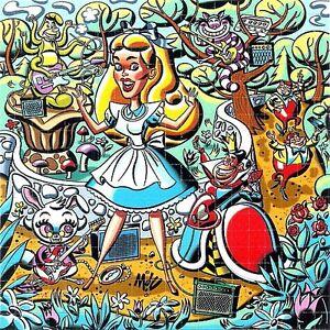 2-5-Marijuana-mushroom-salvia-LSD-vision-STICKER-Alice-in-wonderland-For-bong