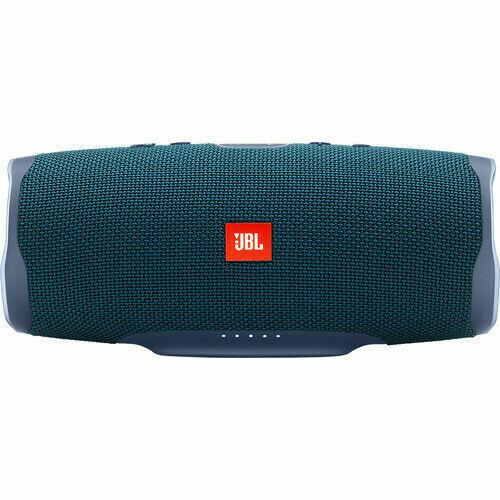 JBL JBLCHARGE4BLUAM-Z Charge 4 Portable Bluetooth Speaker, Blue