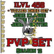WOW Account PVP