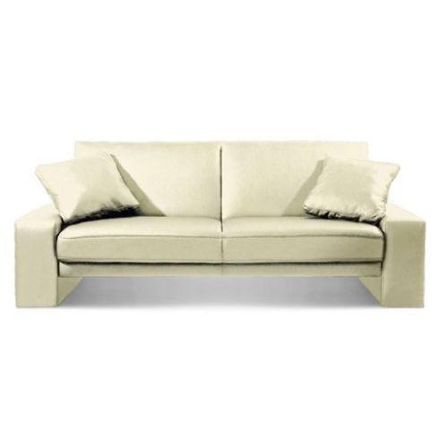 Faux Leather Supra Sofa Bed New EBay