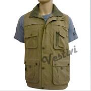 Multi Pocket Body Warmer