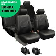 Accord Leather Seats