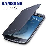 Genuine Samsung Flip Cover Case for Samsung Galaxy S3 III