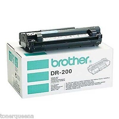 Genuine Brother Dr200 Drum Unit Dr-200 Mfc-4300 4350 4450...