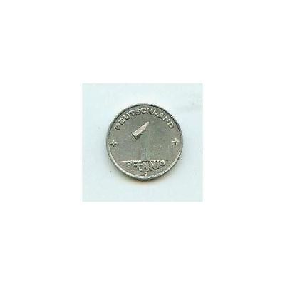 DDR Münze 1 Pfennig 1949E 49 E
