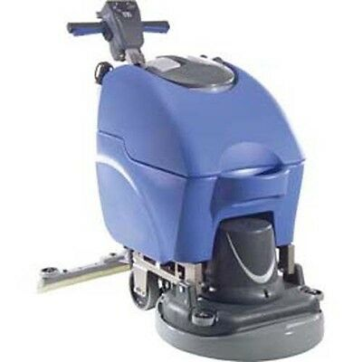 Industrial Electric Automatic Scrubber 180 Rpm 1.6hp 11 Gallon 120v Janitor