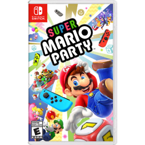 Nintendo Switch - Mario Party to trade or sell for $60