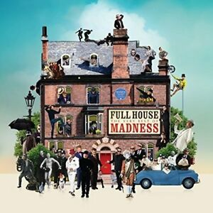 MADNESS FULL HOUSE THE VERY BEST OF 2CD (2017)