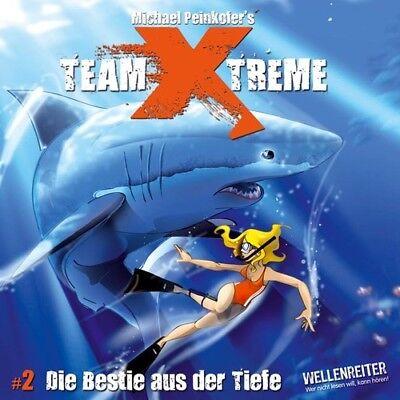 TEAM X TREME FOLGE 2 DIE BESTIE AUS DER TIEFE H SPIEL