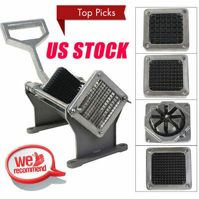 Potato French Fry Fruit Vegetable Cutter Slicer