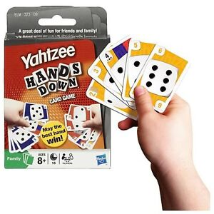 Yahtzee: Hands Down