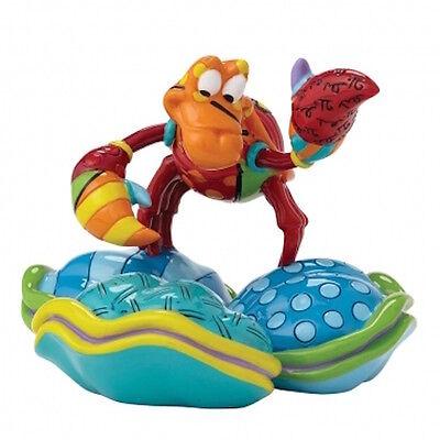 Disney Britto 4049377 Sebastian Mini Figurine New & Boxed