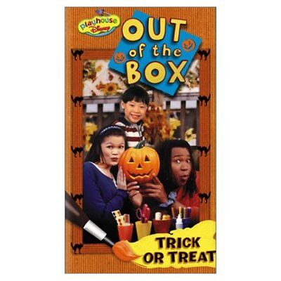 Out of the Box - Trick or Treat (VHS) NEW video rare sealed