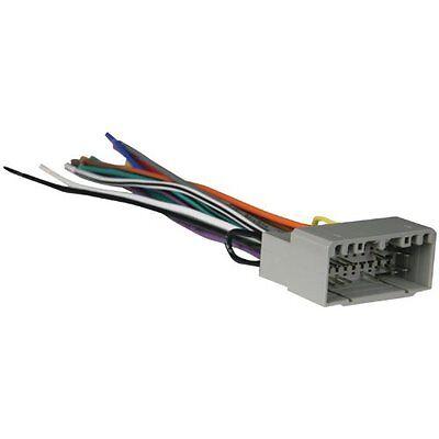 New Metra 70-6502 Radio Wiring Harness For Chrysler 02-Up Power 4 Speaker