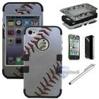 iPhone 4S Hard Case Baseball
