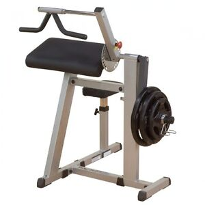 Commercial Fitness Equipment Precor, Plate Loaded