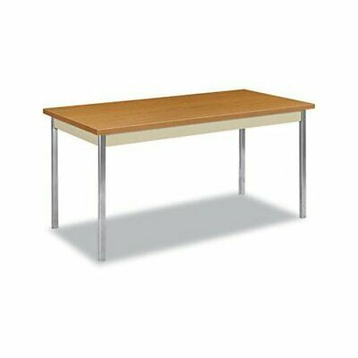 Hon Utm3060 Utility Table - Rectangle - 60 X 30 X 29 - Metal Polyvinyl