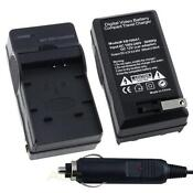 Panasonic Lumix DMC-TZ5 Battery Charger