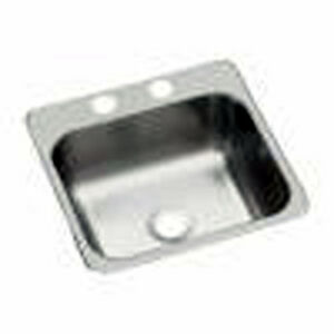 Wet bar sink stainless steel