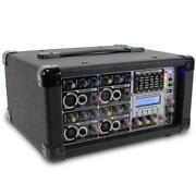 PA Mixer Amplifier