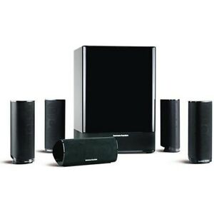 Harman Kardon HKTS 18 5.1-Channel Home Theater Speaker System