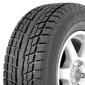 P245/65/17 Yokohama IG51V Winter Tires with Steel Rims