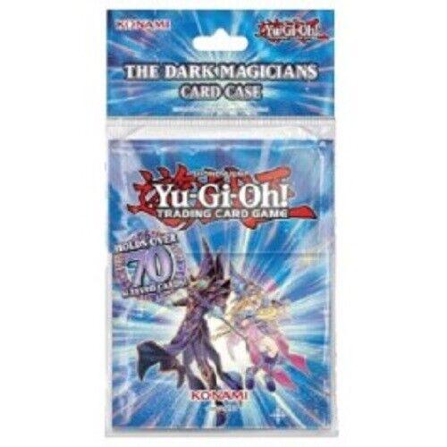 dark magician deck box 50 sleeves yugioh