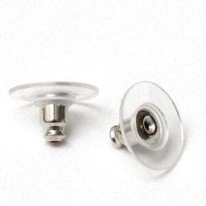 Pierced Earring Backs