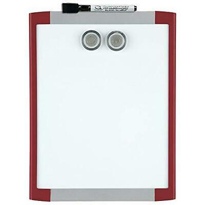 Quartet Magnetic Whiteboard 8-12 X 11 White Board For Wall Dry Erase Board