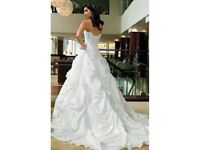 Maggie sottero wedding dress size 10/12
