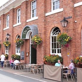 Full and Part time bar staff - The Armoury, Shrewsbury