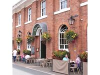 Full and Part time Bar waiting staff - The Armoury, Shrewsbury