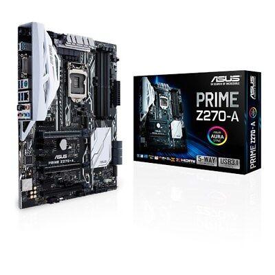 ASUS PRIME Z270-A LGA1151 Motherboard