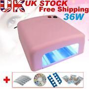 36W UV Nail Lamp Bulbs
