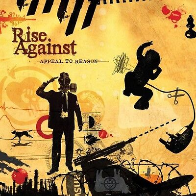 Rise Against   Appeal To Reason  New Cd  Uk   Import