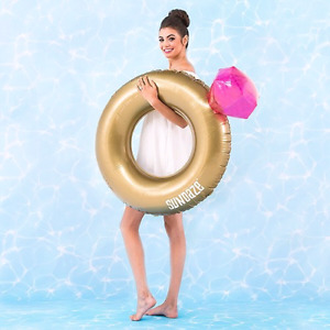 Engagement Ring Inflatable Pool Float