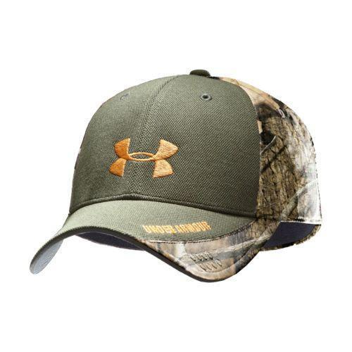 Under Armour Camo Hat  1ee5ad48736