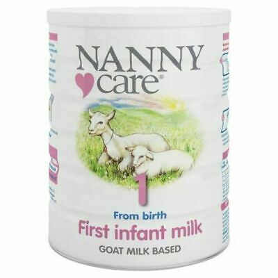 NANNY care Infant Formula Goat Milk 400g