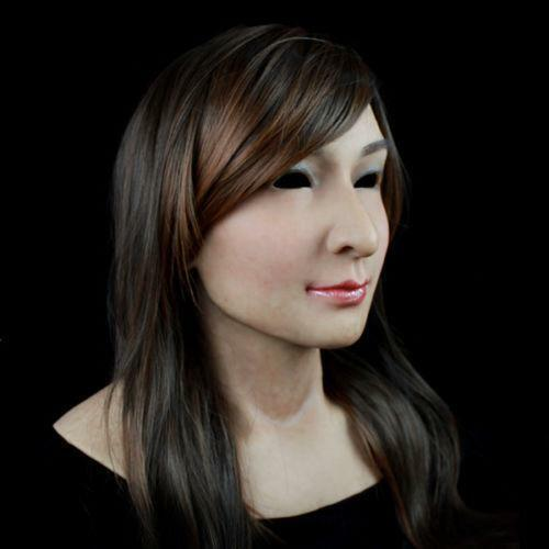 Realistic Silicone Mask Ebay