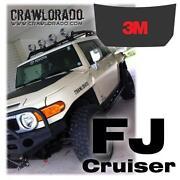 FJ Cruiser Decal