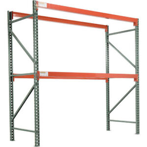 PALLET RACKS FOR SALE CROSS BEAMS AND FRAMES