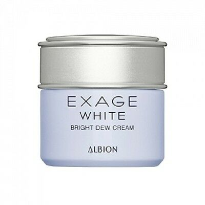 ALBION  EXAGE WHITE BRIGHT DEW CREAM 30g  Free Shipping