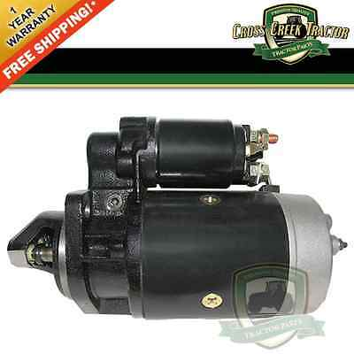 Sba185086052 New Ford Tractor Starter 1000 1500 1600 1700