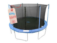 Upper Bounce - Trampoline Replacement Enclosure Safety Net - Inside of Frame