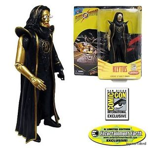 ALEX ROSS FLASH GORDON KLYTUS 7 INCH ACTION FIGURE