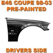 BMW E46 Coupe Front Wing