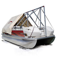 - BRAND NEW in box - Navigloo Pontoon / Runabout Boat Shelter